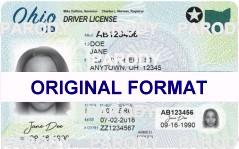 buy ohio fake id online scannable