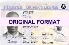 buy fake id virginia scannable with hologram